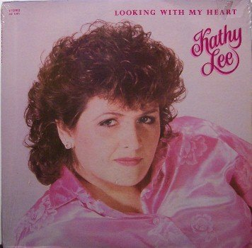 Lee, Kathy - Looking With My Heart - Sealed Vinyl LP Record - Country