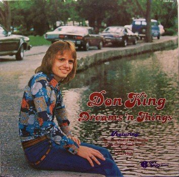 King, Don - Dreams 'N Things - Sealed Vinyl LP Record - Country