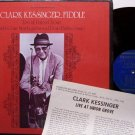 Kessinger, Clark - Live At Union Grove - Vinyl LP Record + Insert - Folkways Bluegrass
