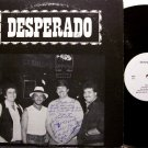 Desperado - Signed Vinyl LP Record - Nashville Session Band - Private Country