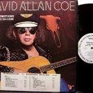 Coe, David Allan - Human Emotions - Vinyl LP Record - White Label Promo - Country