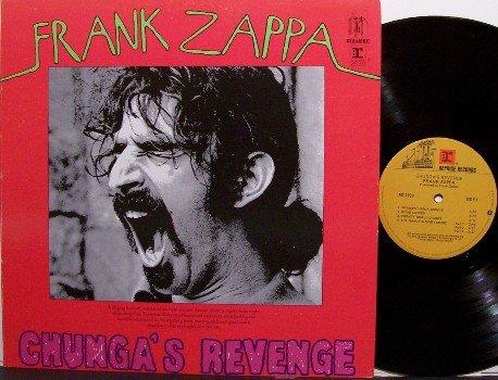 Zappa, Frank - Chunga's Revenge - Vinyl LP Record - Chungas - Rock