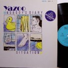 Yazoo - Limited & Numbered 12 Inch Vinyl Record - Nobody's Diary / Situtation - UK - Rock