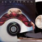 Wakeman, Rick - No Earthly Connection - Canada Pressing - Vinyl LP Record + Insert - Yes - Rock