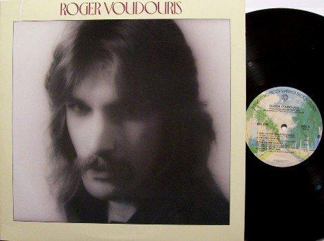 Voudouris, Roger - Self Titled - Vinyl LP Record - Rock