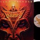 Triumph - Never Surrender - Vinyl LP Record - Rock