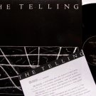 Telling, The - Self Titled - Vinyl LP EP Record + Press Letter - LA Synth / Guitar Rock