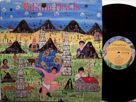 Talking Heads - Little Creatures - Vinyl LP Record - Rock
