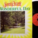 Sweet People - A Wonderful Day - Vinyl LP Record - German Pressing - Pop Rock