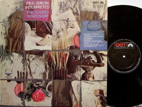 Sound Symposium, The - Paul Simon Interpreted - Vinyl LP Record - Rock