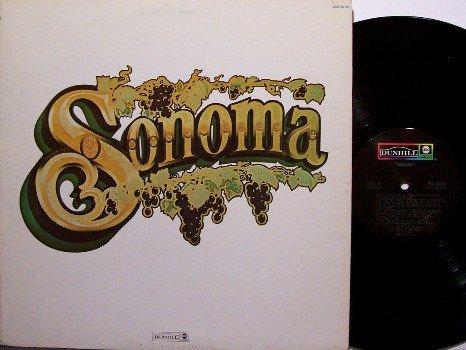 Sonoma - Self Titled - Vinyl LP Record - Ernie Watts, Wilton Felder, etc - Rock