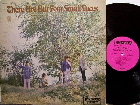Small Faces - There Are But Four Small Faces - Vinyl LP Record - 4 - Rock