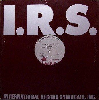 """Skafish - Wild Night Tonight + 2 - 12"""" VInyl Single Record - IRS Label - Rock"""