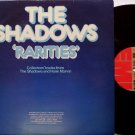 Shadows, The - Rarities - Vinyl LP Record - UK Pressing - Rock