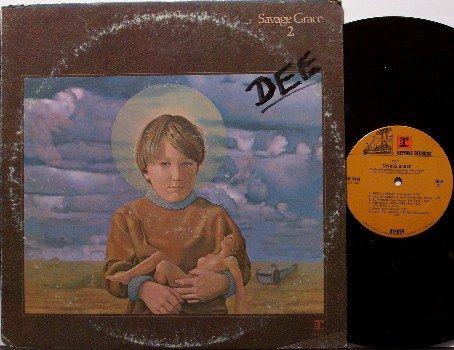 Savage Grace - 2 - Vinyl LP Record - Two - Rock