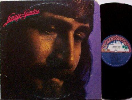 Santos, Larry - Self Titled - Vinyl LP Record - Rock