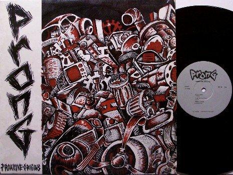 Prong - Primitive Origins - Vinyl LP Record - New York Punk Rock