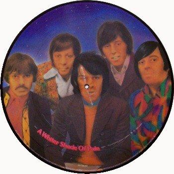 Procol Harum - Picture Disc - Vinyl LP Record - Rock