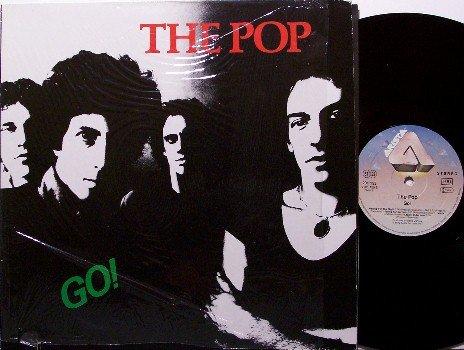 Pop, The - Go - Vinyl LP Record - West German Pressing - Go! - Rock