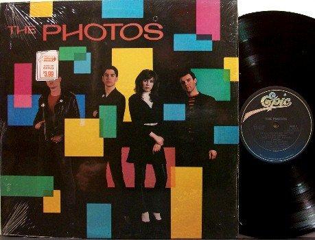 Photos, The - Self Titled - Vinyl LP Record - England Band - Rock