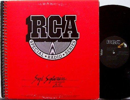 New York Dolls / Syl Sylvain - Promo Only Radio Show - Vinyl LP Record - Glam Rock