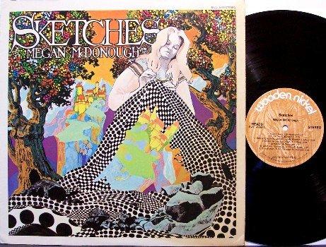 McDonough, Megan - Sketches - Vinyl LP Record - Rock