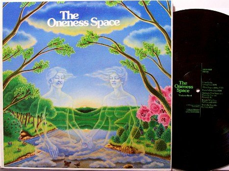 Love Band - The Oneness Space - Vinyl LP Record - 1975 Private Folk Psych Spiritual Rock