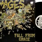 Images - Fall From Grace - Vinyl LP Record + Insert - Punk Rock