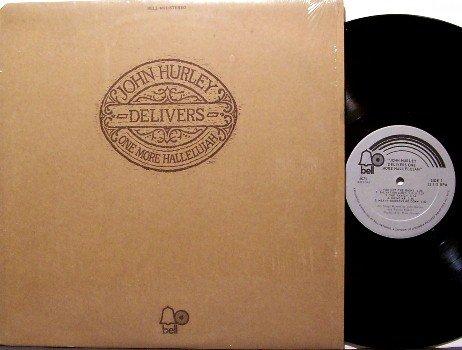 Hurley, John - Delivers One More Hallelujah - Vinyl LP Record - 1971 Gospel Rock