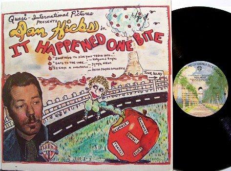Hicks, Dan - It Happened One Bite - Vinyl LP Record - Rock