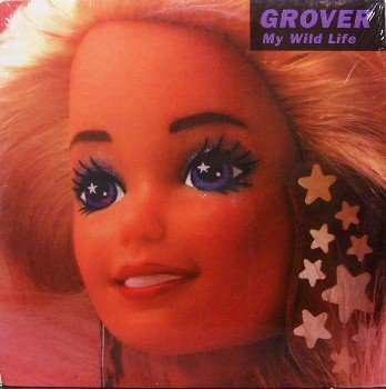 Grover - My Wild Life - Sealed Vinyl LP Record - Rock