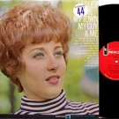Gore, Lesley - My Town My Guy & Me - Vinyl LP Record - Pop Rock