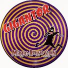 Gigantor Picture Disc - Magic Bozo Spin - Vinyl LP Record - German Rock