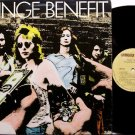 Fringe Benefit - Self Titled - Vinyl LP Record - Rock