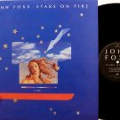 "Foxx, John - Stars On Fire +2 - UK Pressing - Vinyl 12"" Single Record - Rock"