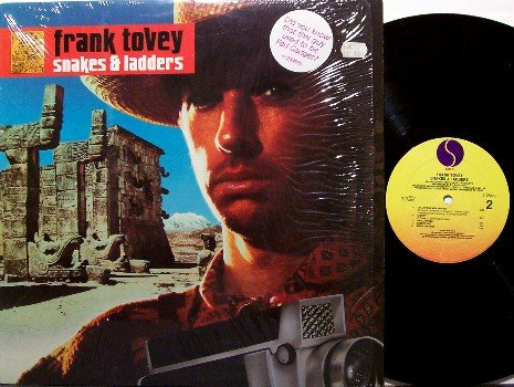 Fad Gadget / Frank Tovey - Snakes & Ladders - Vinyl LP Record - Rock
