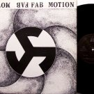 Fab Motion - Self Titled - Vinyl LP Record - Rock