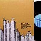 Elephants - Carver / The Rose Attic - Vinyl LP Record - Private Label Kentucky Rock