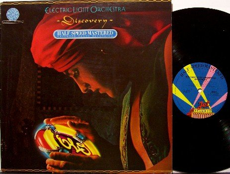 Electric Light Orchestra - Half Speed Master Audiophile - Discovery - Vinyl LP Record - ELO - Rock