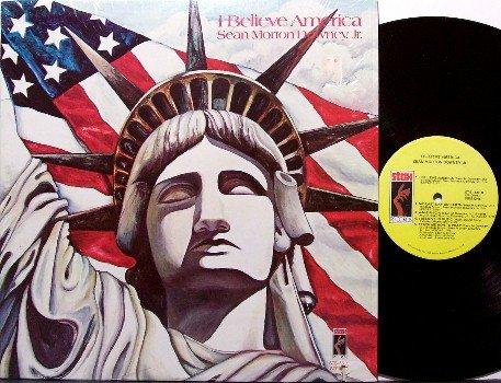 Downey Jr. , Sean Morton - I Believe In America - Vinyl LP Record - Pop Rock