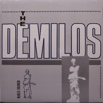 Demilos, The - Naked Brunch - Sealed Vinyl LP Record - Rock