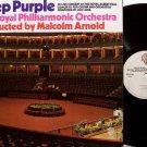 Deep Purple - Royal Philharmonic Orchestra - Canada Pressing - Vinyl LP Record - Rock