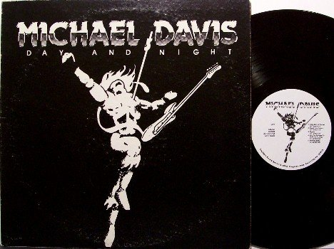 Davis, Michael - Night & Day - Vinyl LP Record - Rock