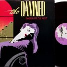 "Damned, The - Thanks For The Night +2 - UK Pressing - Vinyl 12"" Single Record - Rock"