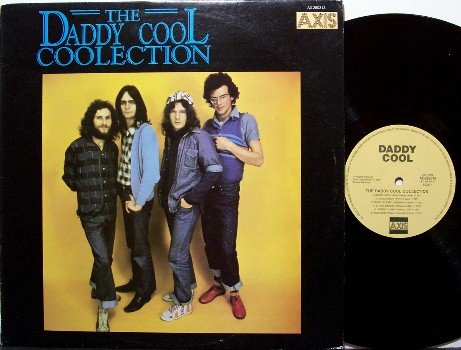 Daddy Cool - Collection - Vinyl LP Record - Australia Rock
