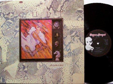 Cult, The - Dreamtime - UK Pressing - Vinyl LP Record - Rock