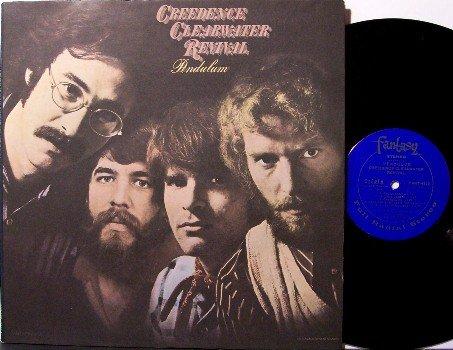Creedence Clearwater Revival - Pendulum - Vinyl LP Record - CCR - Rock