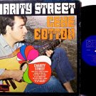 Cotton, Gene - Charity Street - Vinyl LP Record - Rock