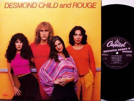 Child, Desmond & Rouge - Self Titled - Vinyl LP Record - Rock
