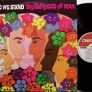 Brotherhood Of Man - United We Stand - Vinyl LP Record - Rock